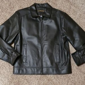 St. John's Bay Leather Jacket